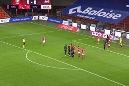 Speeldag 11 Standard - KV Oostende (1-0)