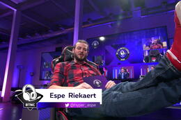 BE THE NEXT CASTER: Aflevering 1