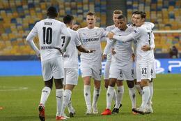 Samenvatting Borussia M'Gladbach - Sjachtar Donetsk