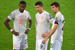 Samenvatting Bayern München - Red Bull Salzburg