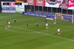 Speeldag 14 Moeskroen - Club Brugge (0-0)