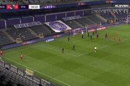 Journée 14 Anderlecht - Standard (0-0)