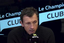 """Alex Teklak: """"La qualification est possible pour Bruges"""""""