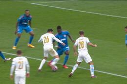 Penalty: Marseille 1 - 1 Olympiakos 55' Payet