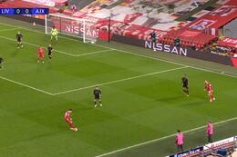 Goal: Liverpool 1 - 0 Ajax Amsterdam 58' Jones