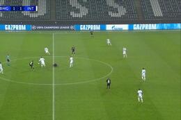 Goal: Borussia M'Gladbach 1 - 2 Inter Milaan 64' Lukaku