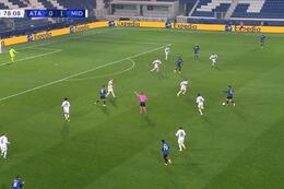 Goal: Atalanta Bergame 1 - 1 Midtjylland 79' Romero