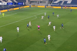 Goal: Atalanta Bergamo 1 - 1 Midtjylland 79' Romero