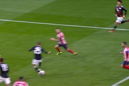 Penalty: Atlético Madrid 1 - 1 Bayern Munich 86' Müller