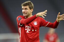 Samenvatting Atlético Madrid - Bayern München