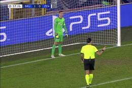 Penalty: Club Brugge 2 - 0 Zenit 58' Vanaken