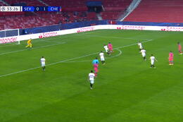Goal: FC Sevilla 0 - 2 Chelsea 54' Giroud