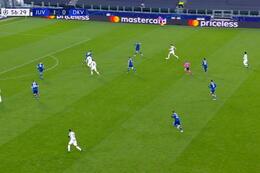 Goal: Juventus 2 - 0 Dynamo Kyiv 57' Ronaldo