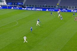Goal: Juventus 3 - 0 Dynamo Kyiv 66' Morata