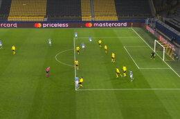 Penalty: Borussia Dortmund 1 - 1 Lazio Roma 67' Immobile