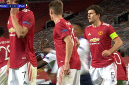 Goal: Manchester United 1 - 2 Paris SG 69' Marquinhos