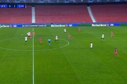 Goal: FC Sevilla 0 - 3 Chelsea  74' Giroud