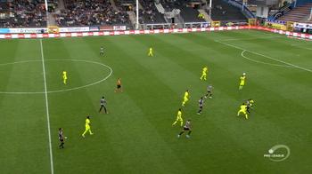 Goal: Sporting Charleroi 1 - 1 KAA Gent 89', Bruno