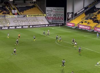 Goal: KSC Lokeren 2 - 0  Roeselare 38', Tirpan