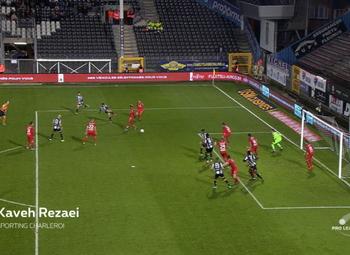 Jupiler Pro League - Top 5 goals - Speeldag 14