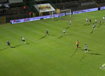 Goal: Roeselare 1 - 2 OH Leuven 53', Sowah