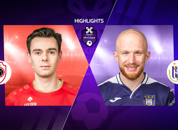 Speeldag 6: Royal Antwerp - RSC Anderlecht