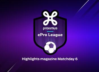 Proximus ePro League Magazine 6