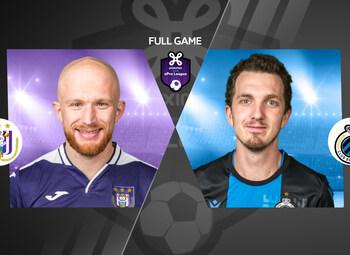 Speeldag 7: RSC Anderlecht - Club Brugge