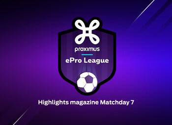Proximus ePro League Magazine 7