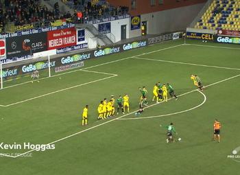 Jupiler Pro League - Top 5 goals - Speeldag 26