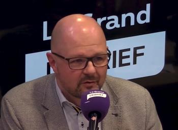 Grosjean - Mogi Bayat n'est pas le patron du Standard