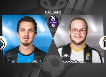 Speeldag 12: Club Brugge - Sporting Charleroi