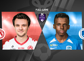 Speeldag 12: KV Kortrijk - KRC Genk