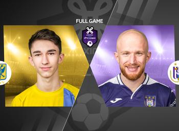 Speeldag 15: STVV - RSC Anderlecht