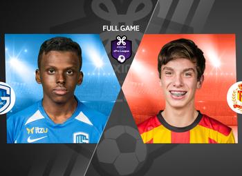 Speeldag 15: KRC Genk - KV Mechelen