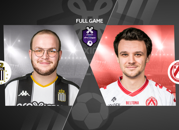 Speeldag 15: Sporting Charleroi - KV Kortrijk