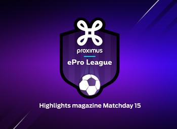 Proximus ePro League Magazine 15