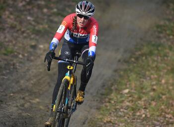 Résumé UCI Hoogerheide Dames