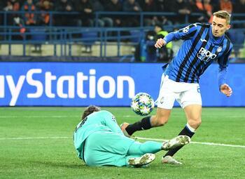 Samenvatting Valencia CF - Atalanta Bergamo