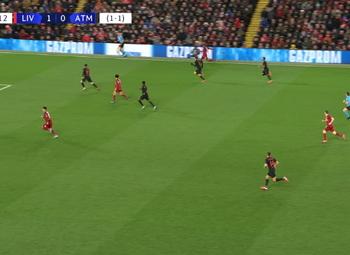 Goal: Liverpool 2 - 0 Atlético Madrid 93', Firmino