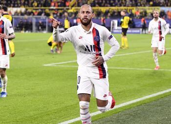 Samenvatting Paris SG - Borussia Dortmund