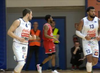 MVP Kangoeroes Mechelen - Oostende