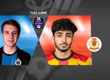 PO MD01 Club Brugge (Pro) - KV Mechelen (Pro)