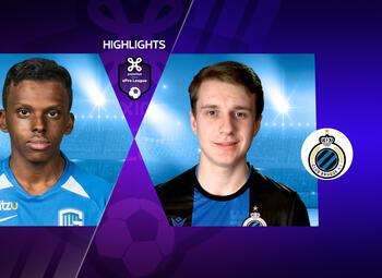 PO MD02 KRC Genk - Club Brugge (Pro)