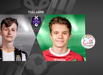 PO MD03 Sporting Charleroi (Pro) - SV Zulte Waregem (Pro)