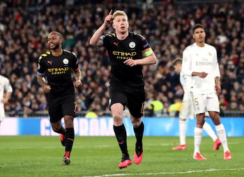 Samenvatting Manchester City - Real Madrid