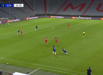 Goal: Bayern München 2 - 0 Chelsea, 24' Perisic