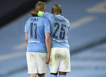 Samenvatting Manchester City - Lyon