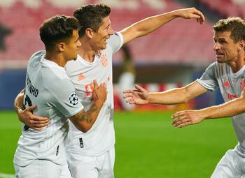 Résumé Bayern Munich - Lyon