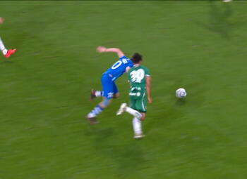 Penalty: KAA Gent 2 - 0 Rapid Wien 59' Yaremchuk
